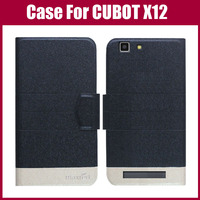 Hot Sale! CUBOT X12 Case New Arrival 5 Colors Fashion Flip Ultra-thin Leather Protective Cover For CUBOT X12 Case
