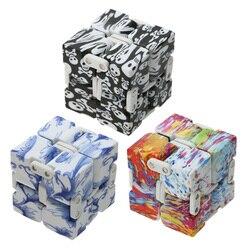 Fidget cube hand decompression toy intelligence benefit children adults add adhd stress relief focus keep toy.jpg 250x250
