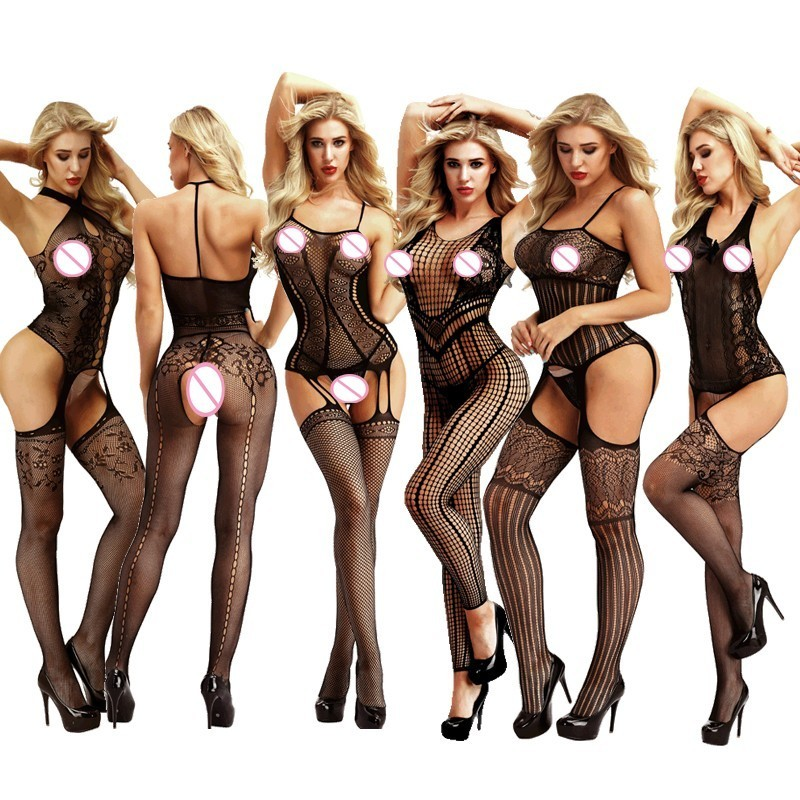 Sexy Lingerie Porno Crotchless Erotic Langerie Sexy Underwear Lenceria Femenina Plus Size Women Sous Vetement Femme Sexy 001ZH