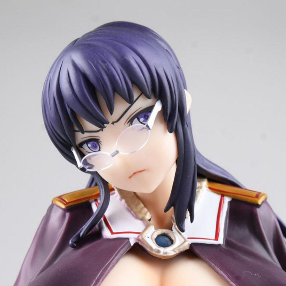 Anime Sexy Kamikyoku no Grimoire Collection Model Miya miyo Lindbloom 1 6 Scale Toy Model PVC