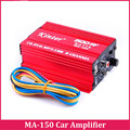 Mini Digital Stereo Amplifier Hi-Fi 2CH 500W USB Hi-Fi Subwoofer for Car Motorcycle Boat Kinter MA-150