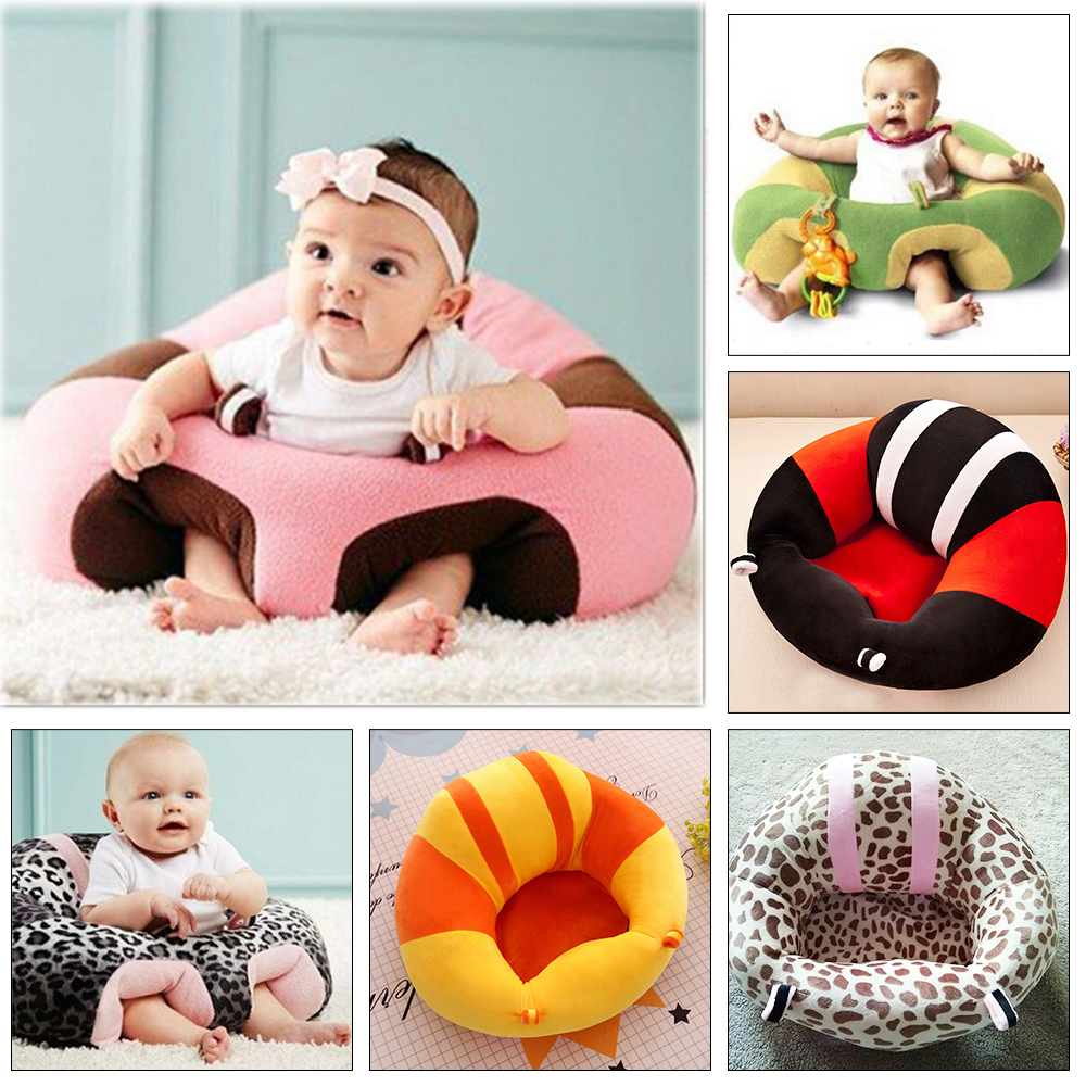 Baby Support Seat Baby Cute Support Seat Sofa Learning To Sit Comfortable For Baby Feeding Pillow Cushion Comfortable Sit Chair