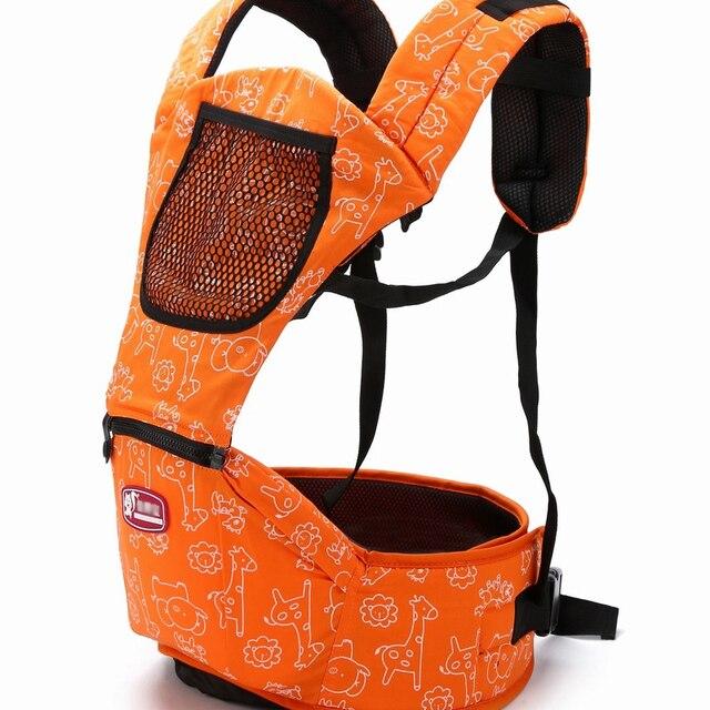 New Design Waist Stool Walkers Wholesale Baby Hold Waist Baby Carrier Hipseat Belt KIds Infant Hip Seat Double-Shoulder Stool