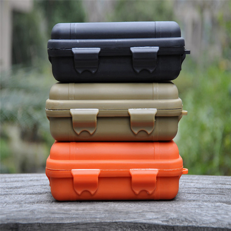 2018 Outdoor Waterproof And Shockproof Storage Box Sealed Container Box Safety & Survival Z906