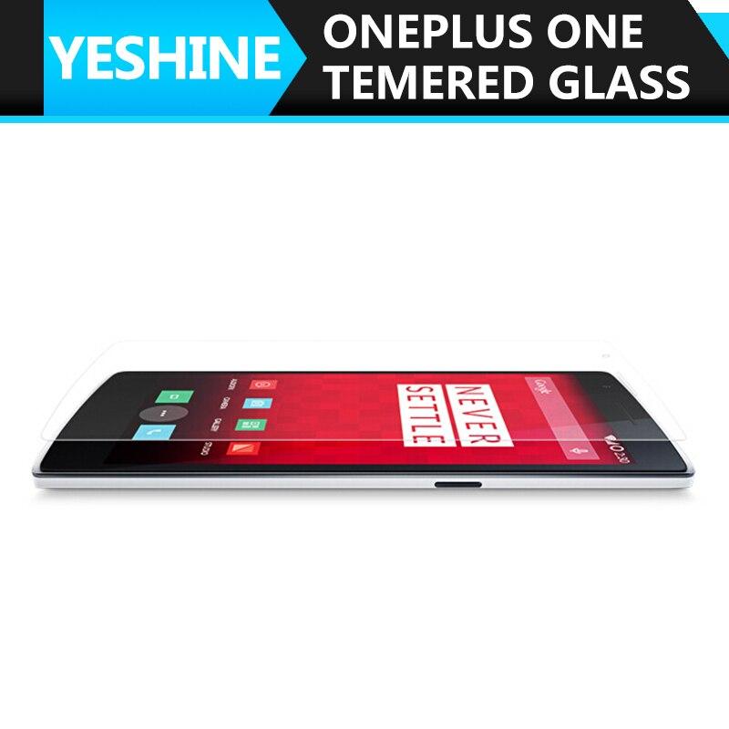 Original Oneplus One E+ Tempered Glass Screen Protector