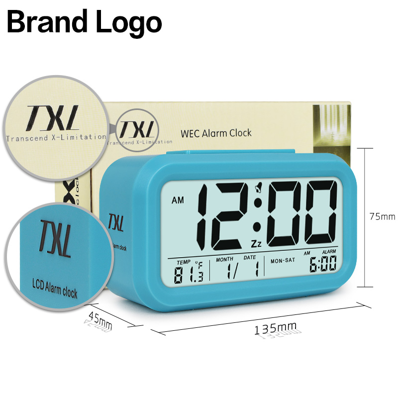 Digital Table Alarm Clock 5