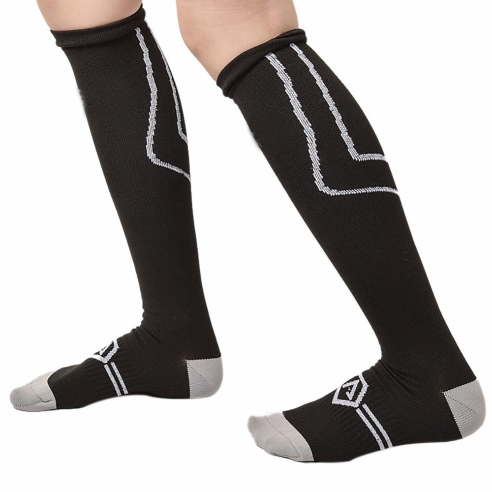 2017 New Winter Warm Men Thermal Ski Socks Thick Cotton Sports Snowboard Cycling Skiing Soccer Socks Thermosocks Leg Warmers sox
