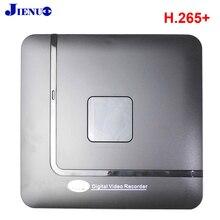 Mini Nvr 4CH 8CH H265 + Onvif 2.0 Recorder 4 Kanaals 8 Kanaal Voor Ip Camera Nvr System Surveillance Beveiliging hd Cctv Nvr