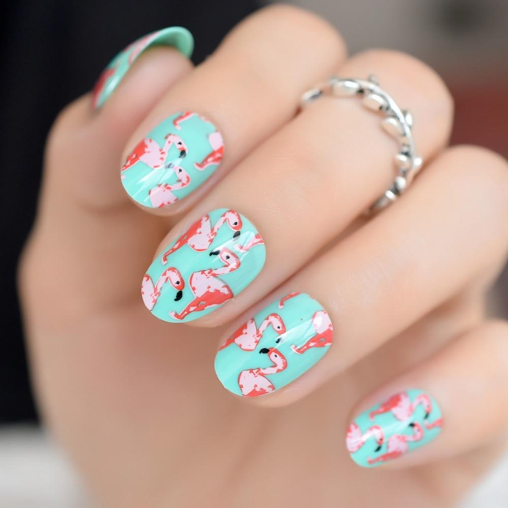 Aliexpress.com : Buy Cute Animal Design Acrylic Nail Art