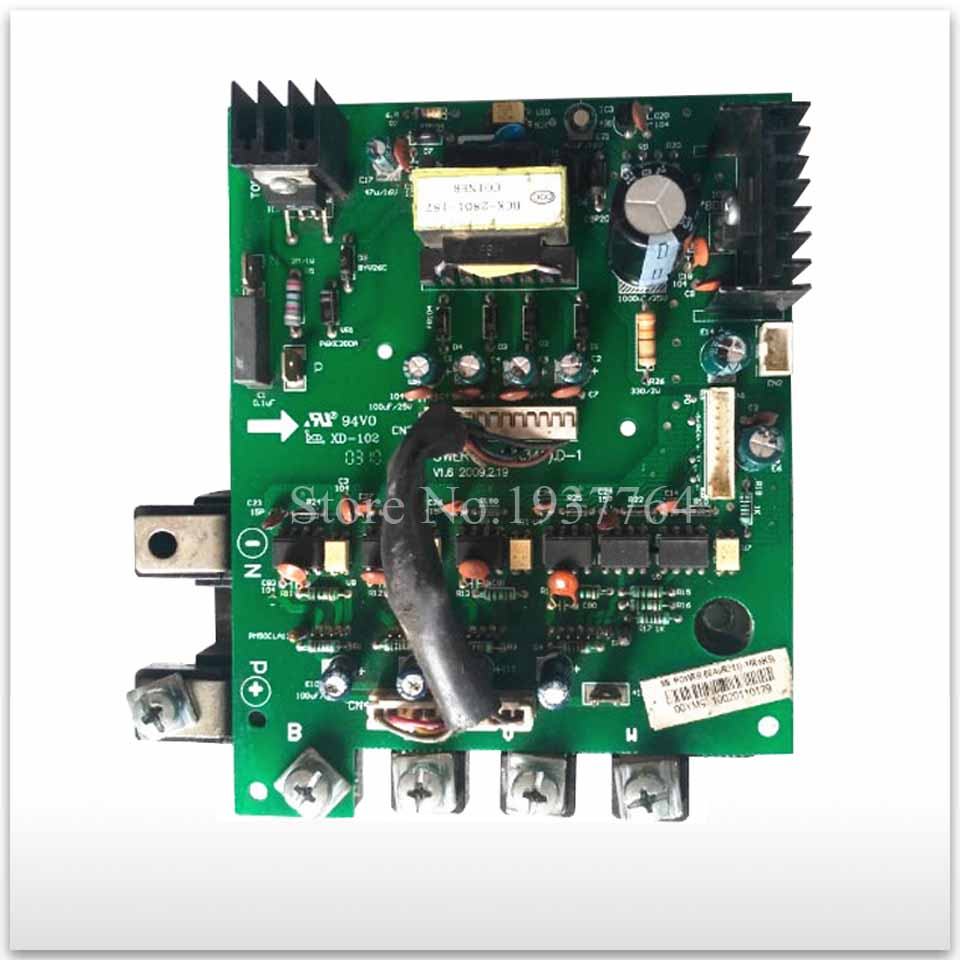 95% new Air conditioning computer board circuit board ME-POWER-50A ME-POWER-50A(IR341) good working 95% new used for air conditioning variable frequency board module board me power dip dzmk computer board good working