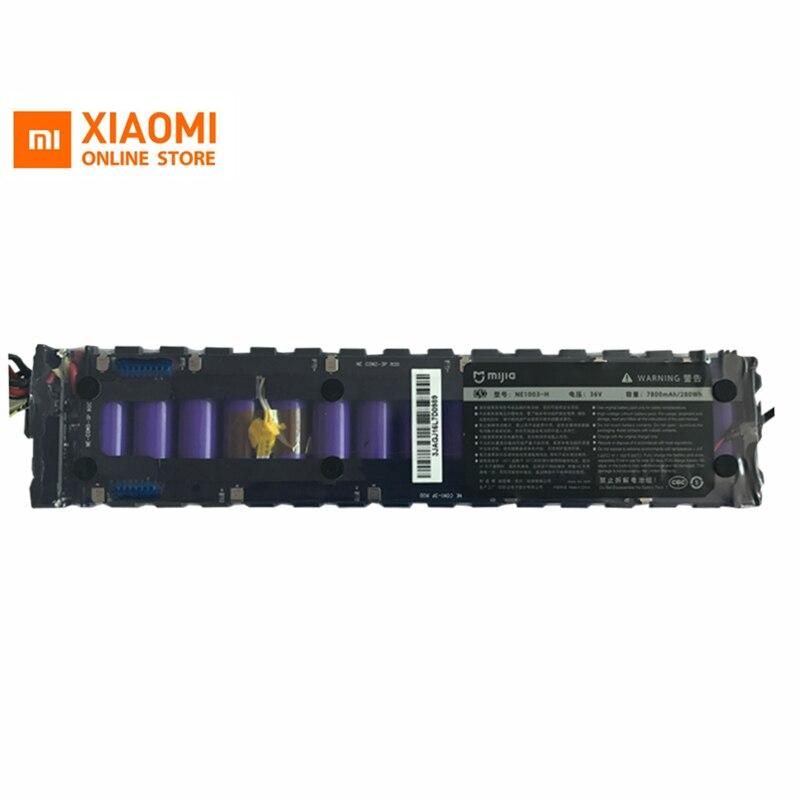 D'origine Xiaomi Mijia M365 Batterie Smart Électrique Scooter pliable mi léger longue planche hoverboard planche à roulettes Alimentation