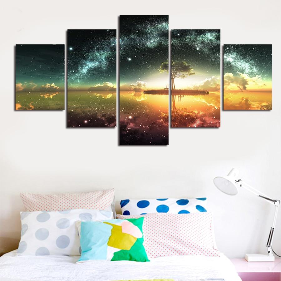 Online kopen wholesale star sky pictures uit china star sky ...