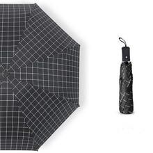 Зонт Новинка 30% автоматический открытый и закрытый Зонт креативный мультфильм черная резинка складной зонт с медведем 008