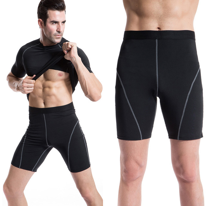 2016 Mann Shorts Erarbeiten Männer Boxer Strumpfhosen Pro Compression Shorts Fitness Shorts Bodybuilding Gymnasium Shorts Männlichen In Vielen Stilen