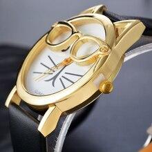 Cute Cat Themed Women's Wristwatches