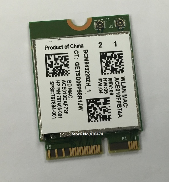 BROADCOM BCM943228Z WINDOWS 8 DRIVER