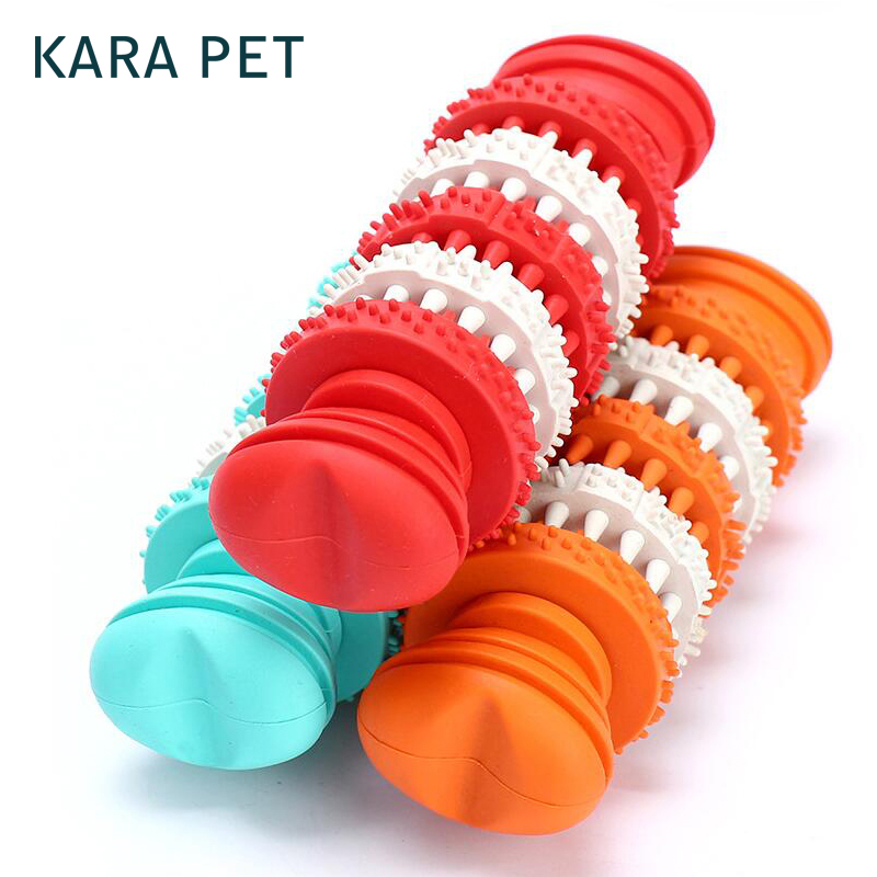 Собака игрушка резиновые игрушки для собак щенка и большой жевать игрушки для чистки зубов игрушки для животных для домашних животных