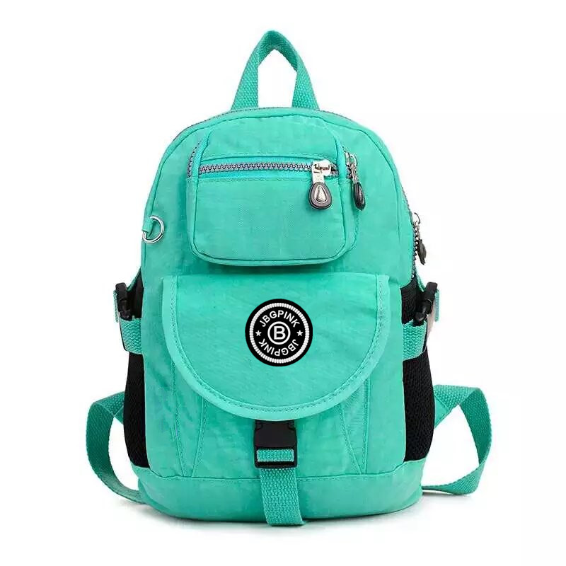Preppy Style Women Backpack Waterproof Nylon Backpack New Lady Small Mini Backpacks Female Casual Travel Bag Mochila Feminina chic multilayered geometric bullets choker page 4