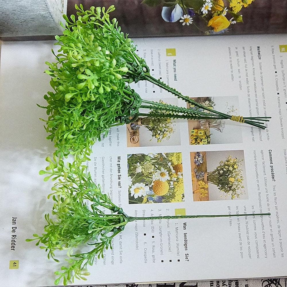 6 Pcs/Set Artificial Plant Pomelo For Home Decoration Artificial Flowers Plastic Pomelo Fake Flowers Hanging Holding Flowers