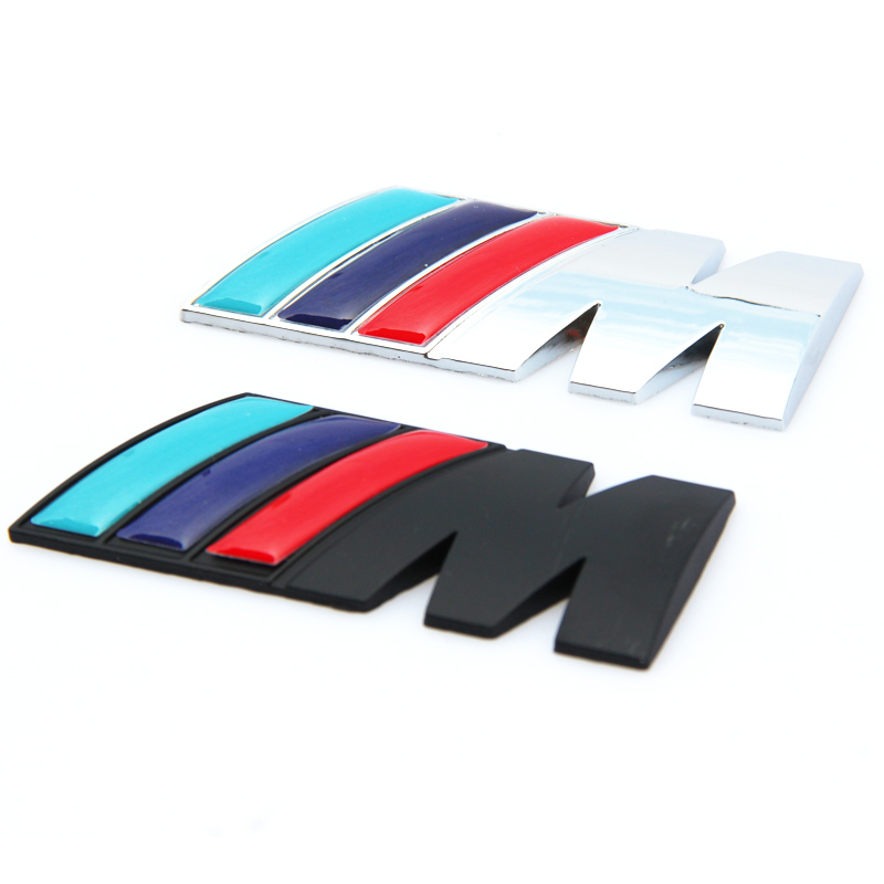 Bmw M Logo Stickers
