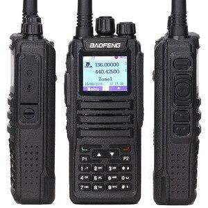 Image 4 - Baofeng DM 1701 דיגיטלי מכשיר קשר DMR כפולה זמן חריץ Tier1 & 2 tier ii חם CB משודרג של DM 860 נייד שתי דרך רדיו