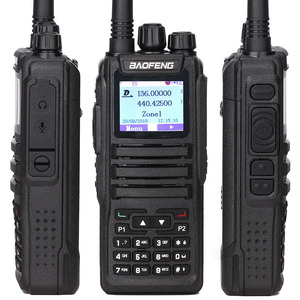 Image 4 - Baofeng DM 1701 Digital Walkie Talkie DMR Dual Time Slot Tier1&2 tier ii Ham CB upgraded of DM 860 Portable Two Way  Radio