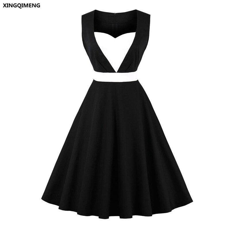 In Stock Fashion Black And White Cocktail Dresses Elegant Short