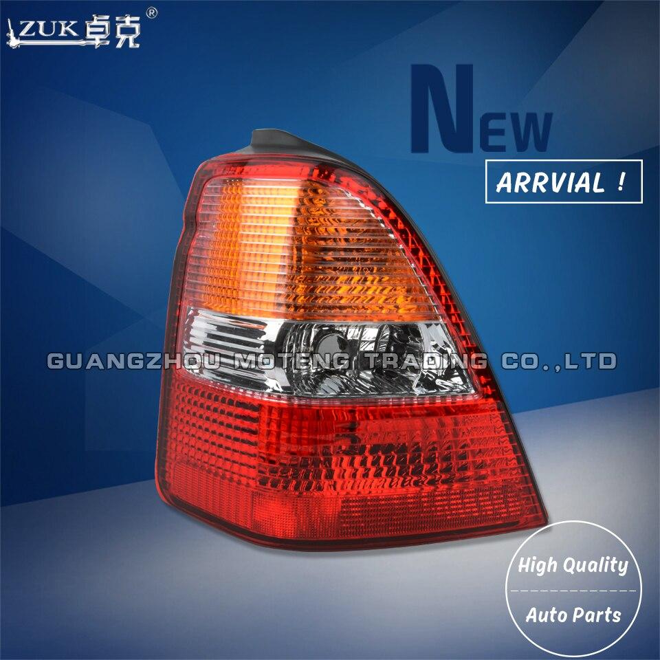 Zuk Brand New Left Right Tail Light Lamp Rear Brake For Honda Odyssey 2002 2003 2004 Ra6 2nd Generation