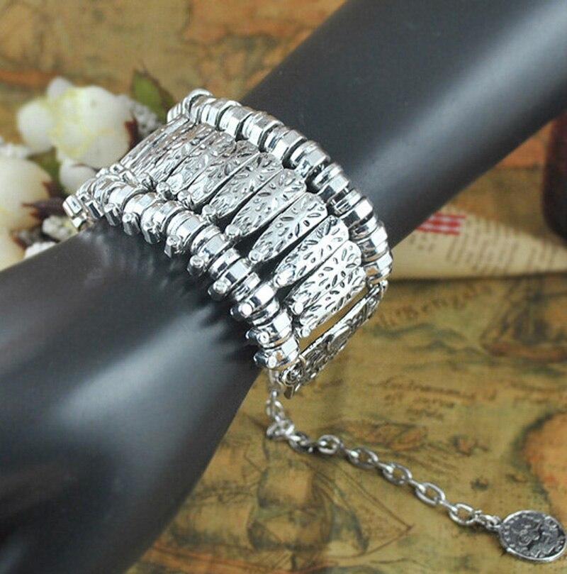 Bohemian Antalya Carved Coin Bracelet Gypsy Statement Boho Coachella Festival Turkish Jewelry Sinaya Tribal Ethnic Jewelry
