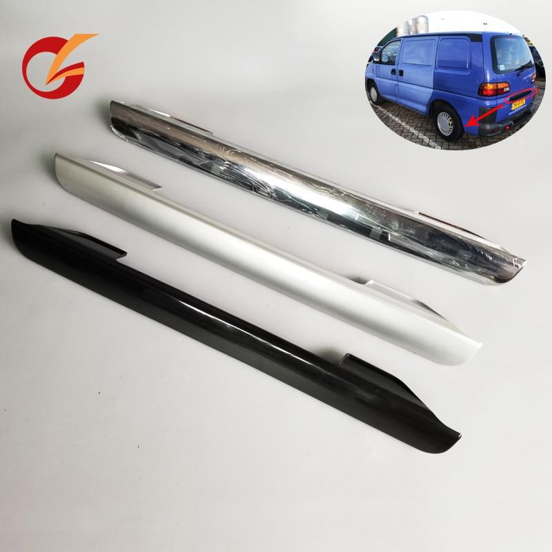 Use For Mitsubishi L400 Delica Gear Space Tailgate Garnish Molding Trim 1994-2004