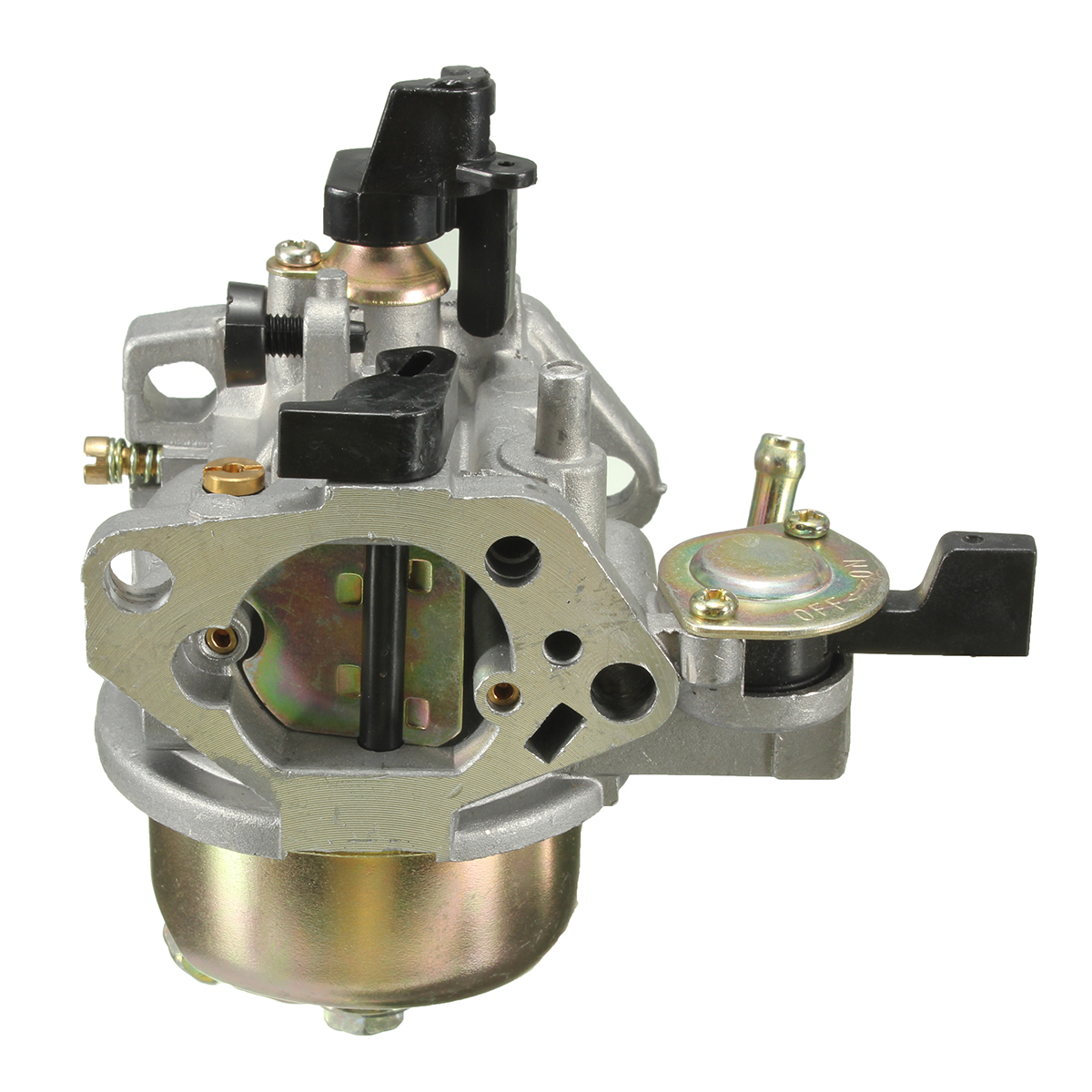 For Honda Gx390 13hp Engine With Gasket Pipe 16100-Zf6-V01 Adjustable Carburetor