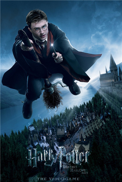 harry potter serien film