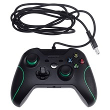 ViGRAND USB Wired Controller control For Microsoft Xbox One Controller  Gamepad For Xbox One for PC Windows  7/8/10