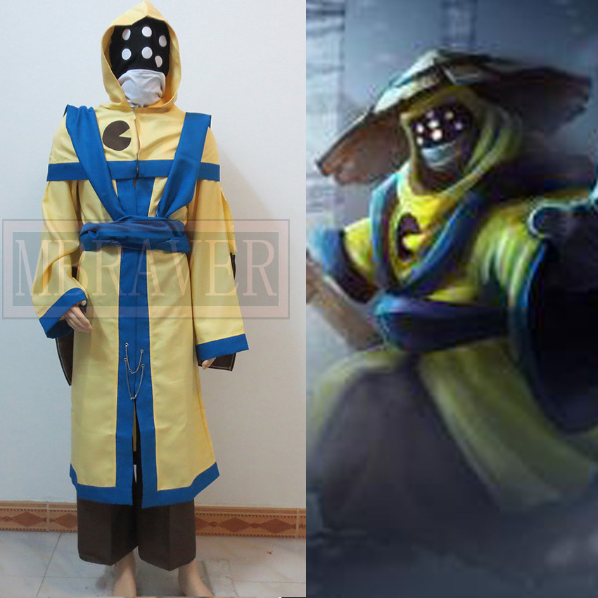 Lol Jax Grandmaster at Arms Cosplay Costume Custom Any Size