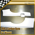 Car Accessories Racing For Nissan Skyline R34 GTT FRP Fiber Glass Rear Wider Fender In Stock