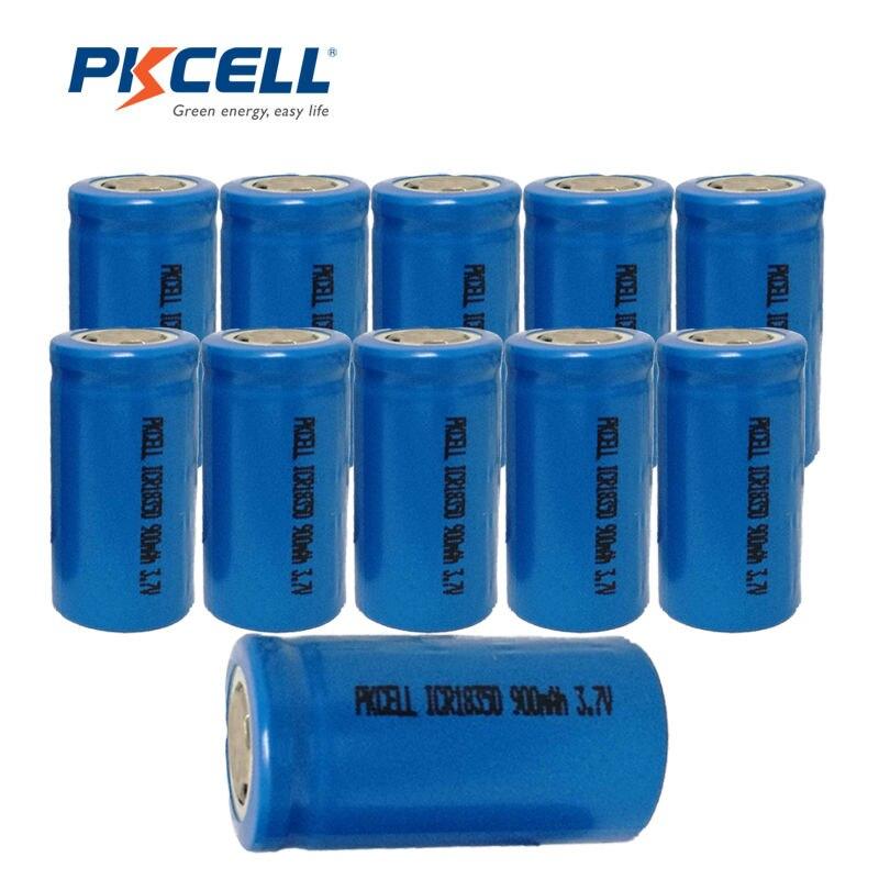 icr батареи 18350