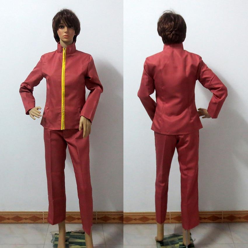YuYu Hakusho Kurama Shuichi Minamino Cosplay Costume Customize Any Size