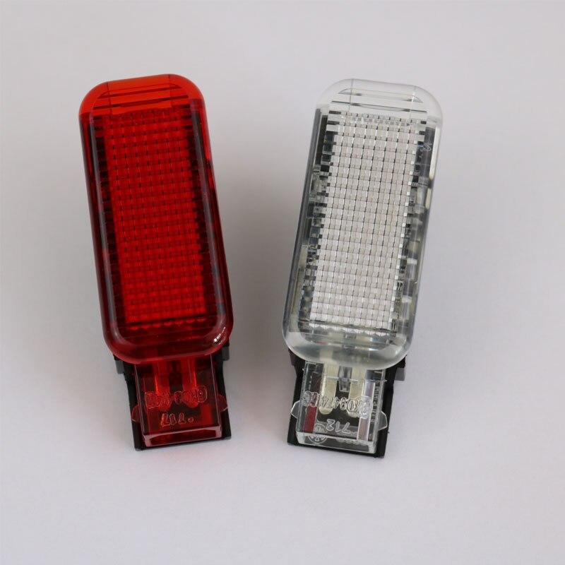 8 шт. OEM дверь аварийные кабель для лампы для A3 A4 A5 A6 A7 A8 Q3 Q5 TT 8KD947411 8KD 947 411 8KD947415 8KD 947 415