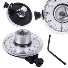 Профессиональный 1/2 дюймовый Регулируемый приводной датчик угла поворота Авто набор инструментов для гаража для ручных инструментов гаечный ключ