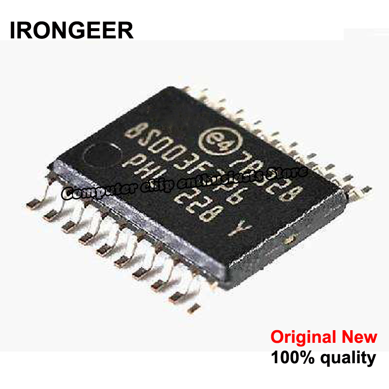 100PCS/LOT STM8S003F3P6 STM8S003F3 STM8S003 8S003F3P6 8S003 TSSOP-20 Original