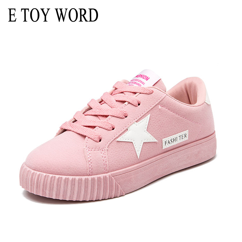 E TOY WORD Fashion Women Shoes Women Casual Shoes Breathable platform Shoes For All Season trainners star Student Flats XCD41 пена монтажная mastertex all season 750 pro всесезонная