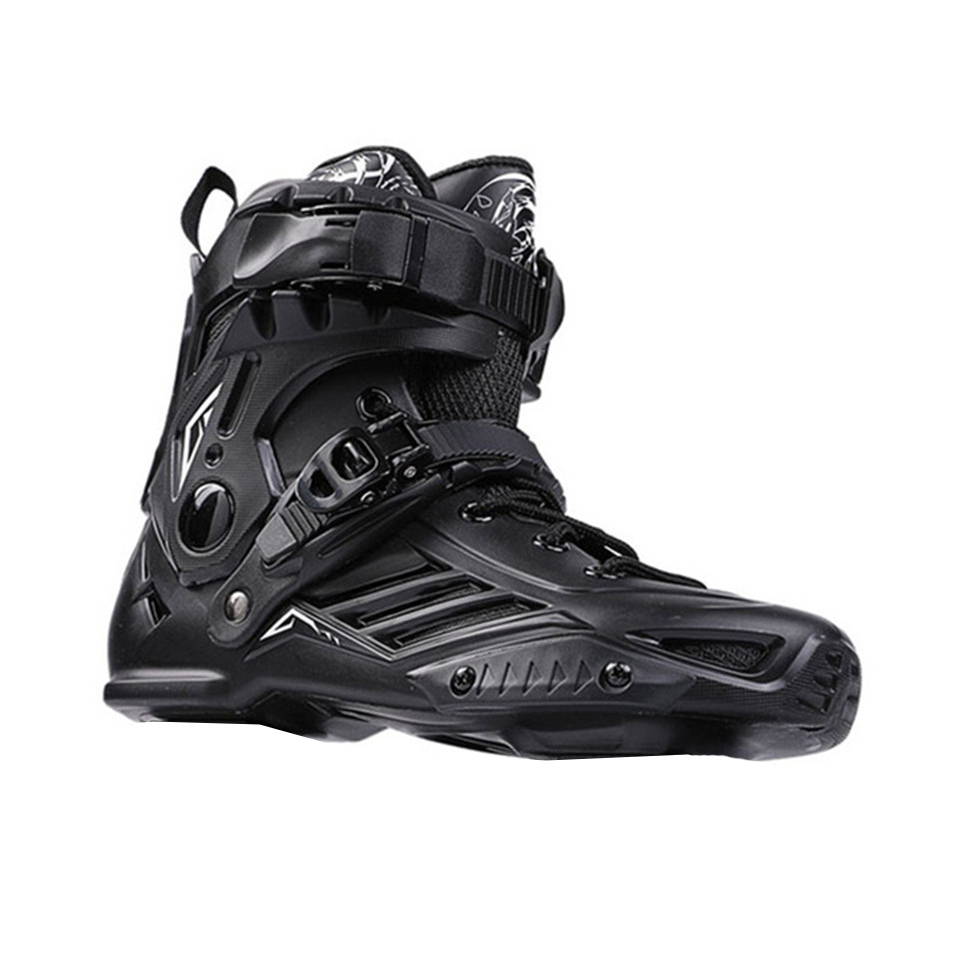 Original RS6 Inline Skate High Ankle Boots Size 35-46 Professional Slalom Adult Roller Skating Sliding Free Speed Up Boots SX14