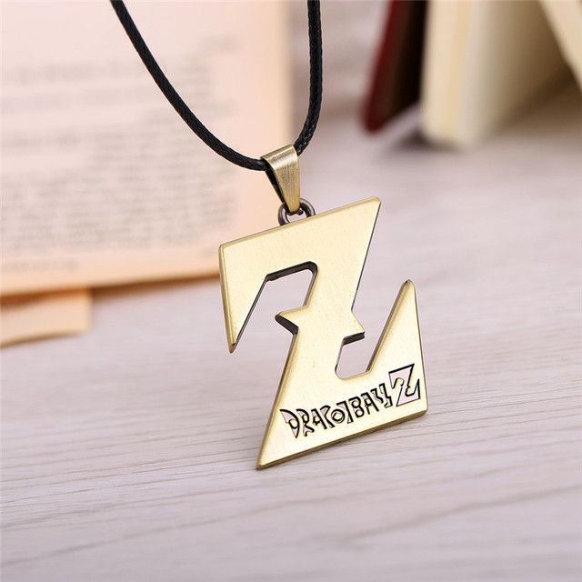 Dragonball Z Stainless Steel Pendant Necklace