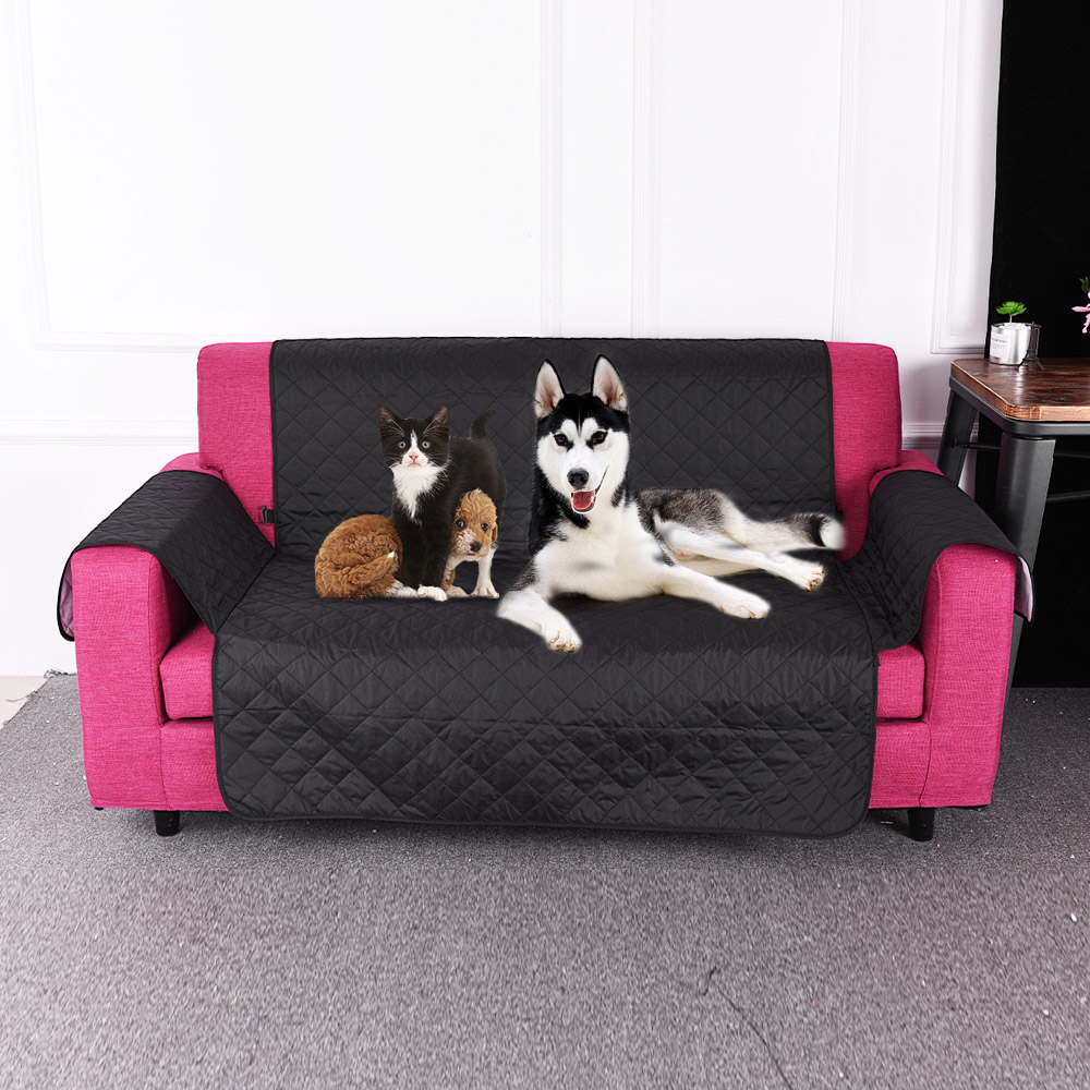 Pet Sofa Furniture Cover Couch Protector 2 Seats Water