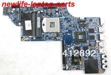 original for HP DV7 DV7-6000 series motherboard 655489-001 DDR3 maiboard 100% test fast ship