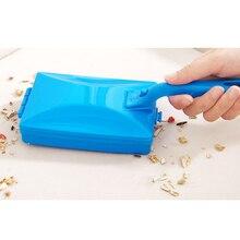 Ручная подметальная липкая роликовая щетка для очистки крошки Чистая щетка для удаления волос стол для удаления пыли коврик для уборки стола