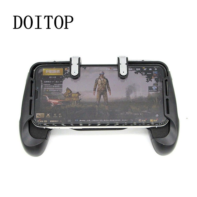 All IN 1 Gamepad For PUBG Controller l1 r1 Mobile Fire Shooter For PUBG Trigger Adjustable Mobile Gaming Accessories For PUBG all in 1 gamepad for pubg controller l1 r1 mobile fire shooter for pubg trigger adjustable mobile gaming accessories for pubg