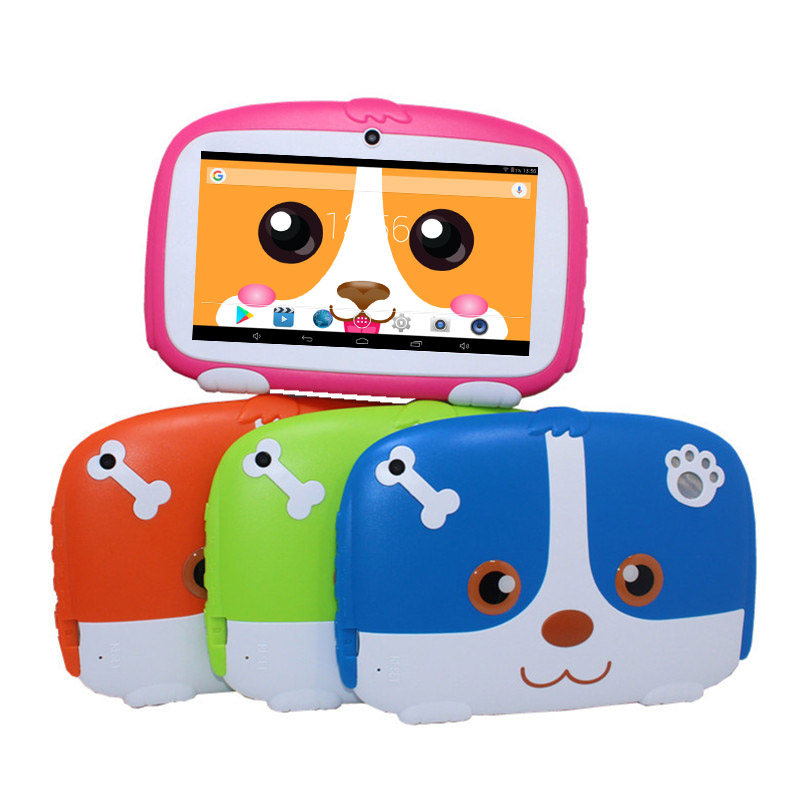 """Tablet PC For Kids Tablet 7"""" Quad Core Android 4.4 Allwinner A33 512MB+8GB ROM Bluetooth WIFI 718"""