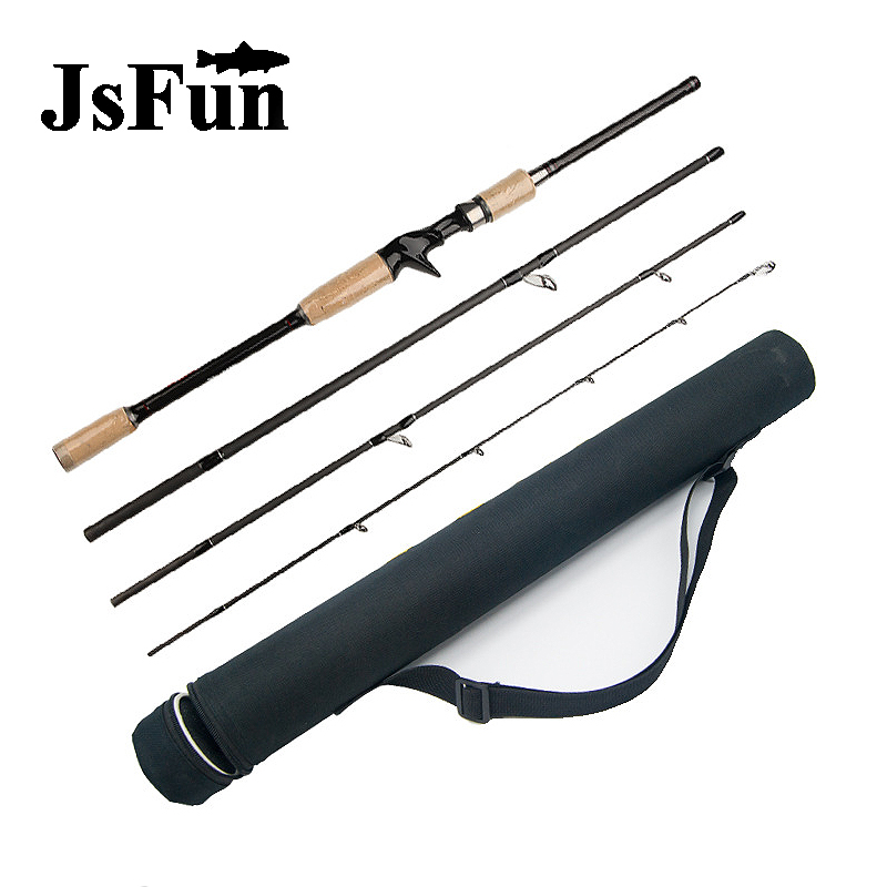 Lure Fishing Rod Ultralight Carbon Spinning Casting Rod 1 8m 2 1m 2 4m 2 7m