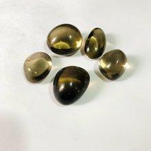 Оптовая продажа 3 шт натуральный дымчатый кристаллический кварц